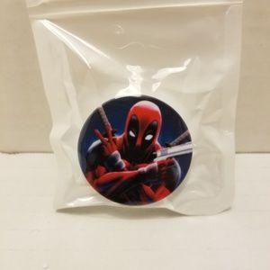 Deadpool pop socket